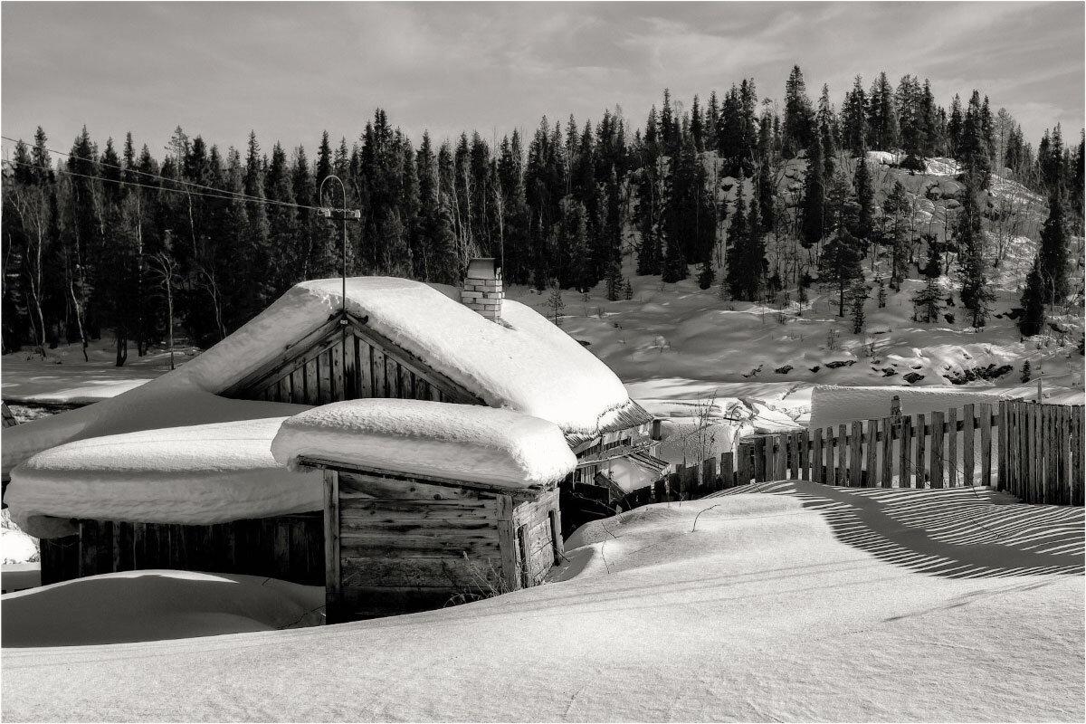 Зима, зима... - Анатолий ИМХО