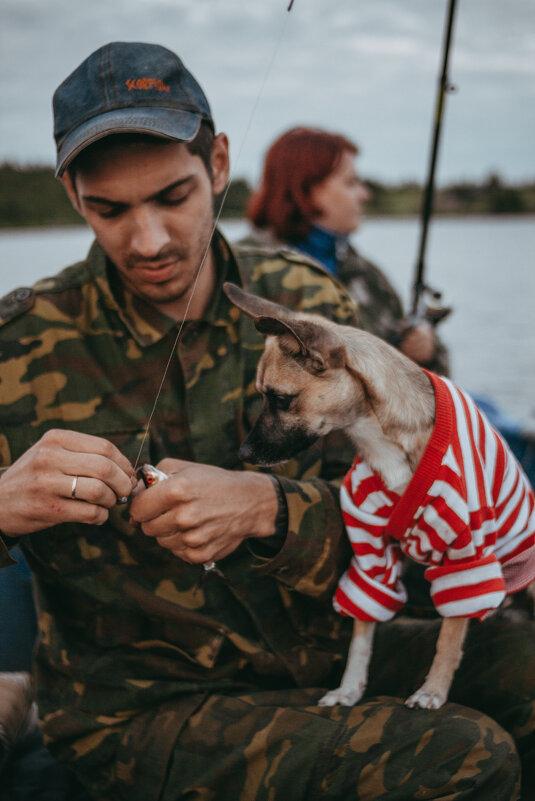 Трое в лодке, не считая собаки - Ольга Нежикова