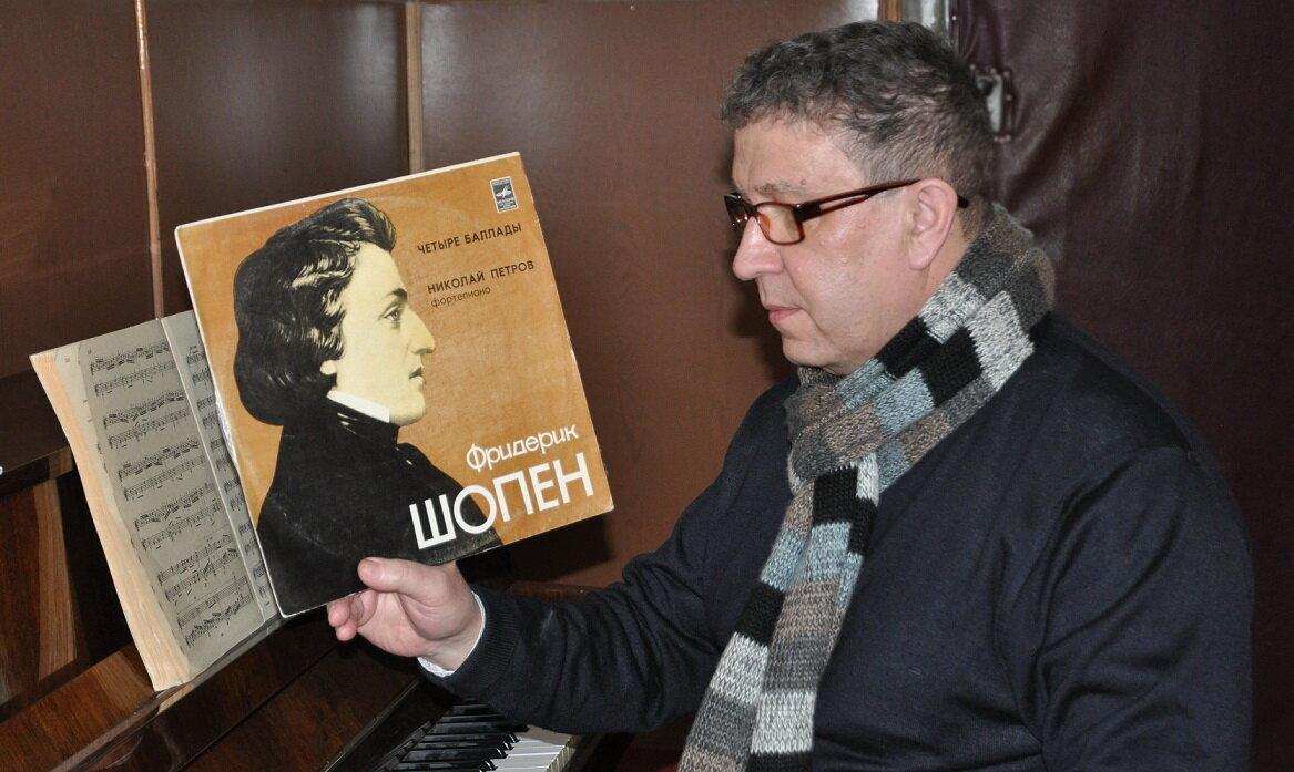 Любимый композитор - Борис