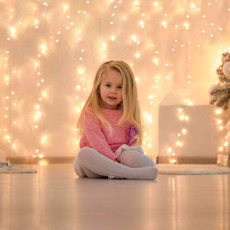 Детская фотосессия - Ирина .