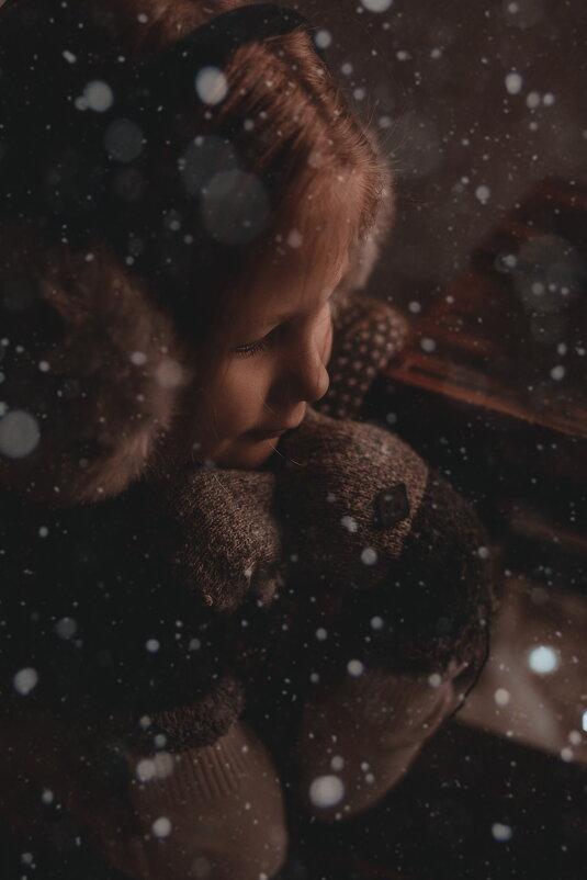 Студийная съемка - Ирина Клаптенко