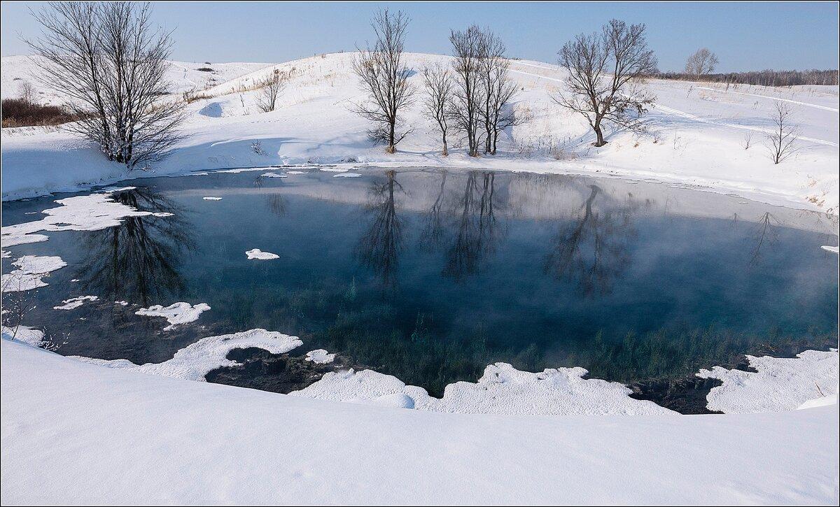 Голубое озеро - Валерий Петров
