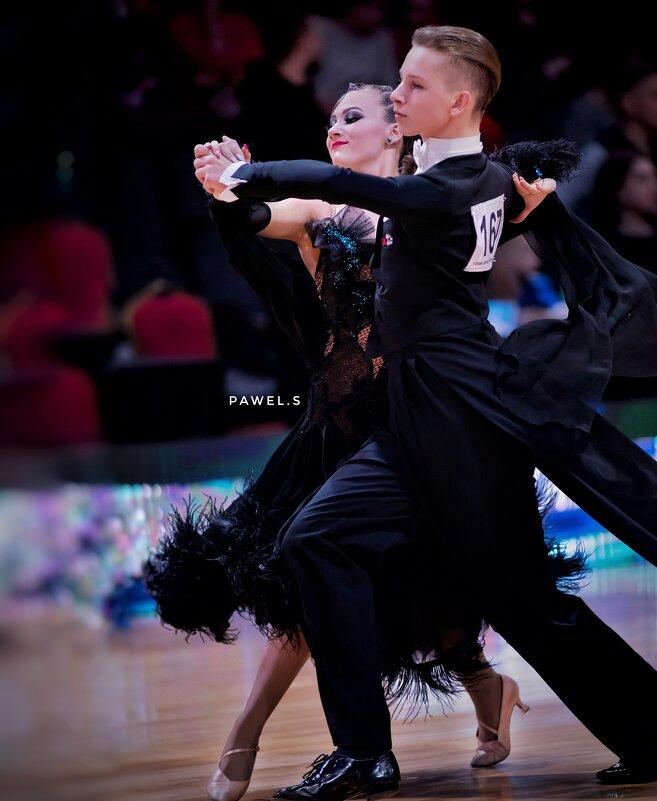 Спортивные бальные танцы - Павел Сущёнок