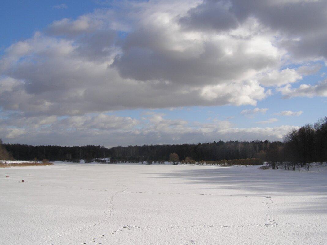 Облака над Лебедянским прудом - Анна Воробьева