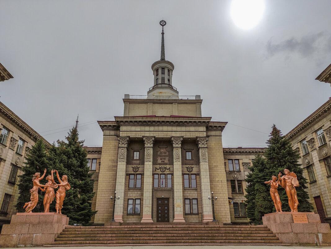 Луганск. Дом техники МУП - Дина Горбачева