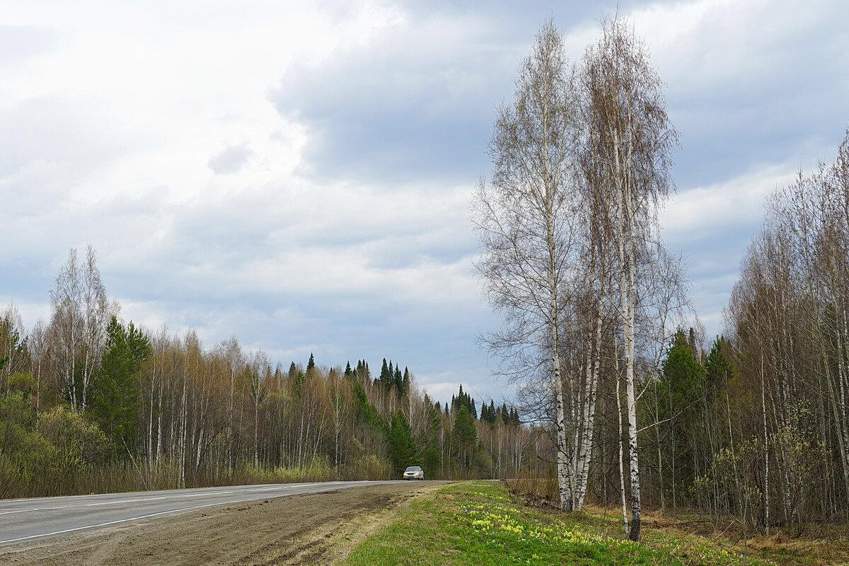 Майская подорожная - Галина Кан