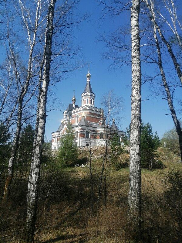 Церковь - ОКСАНА ЮРЬЕВНА ШВЕЦ