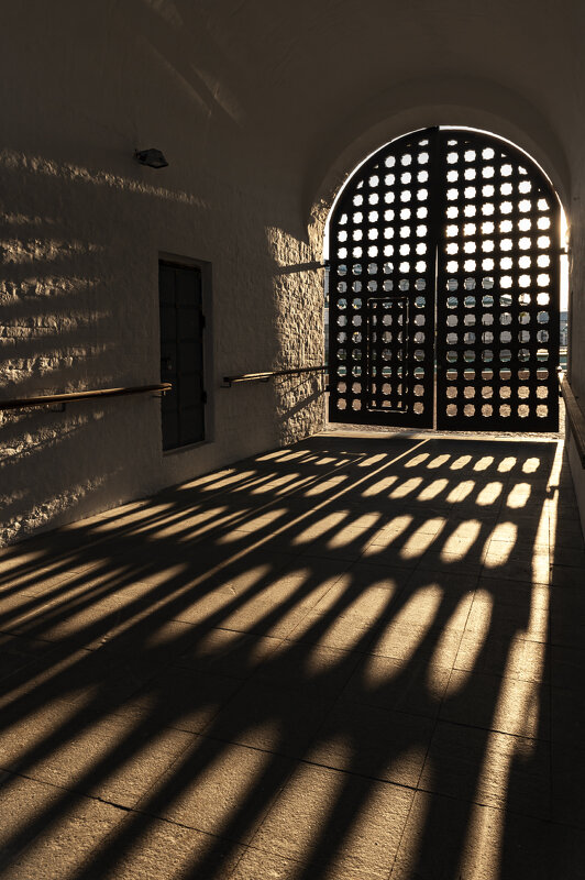 монастырские ворота - cfysx