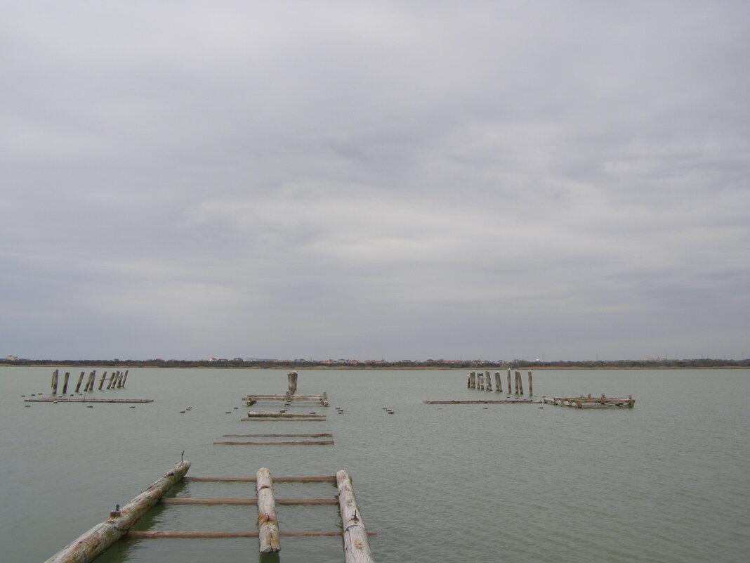 Мойнаки соленое озеро - Анна Воробьева