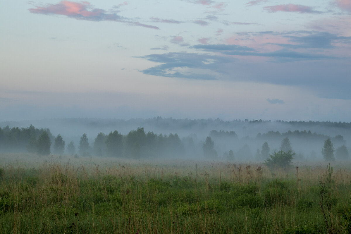 Таинственный туман - Ruslan