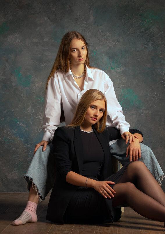 Двойной/парный портрет - Ruslan