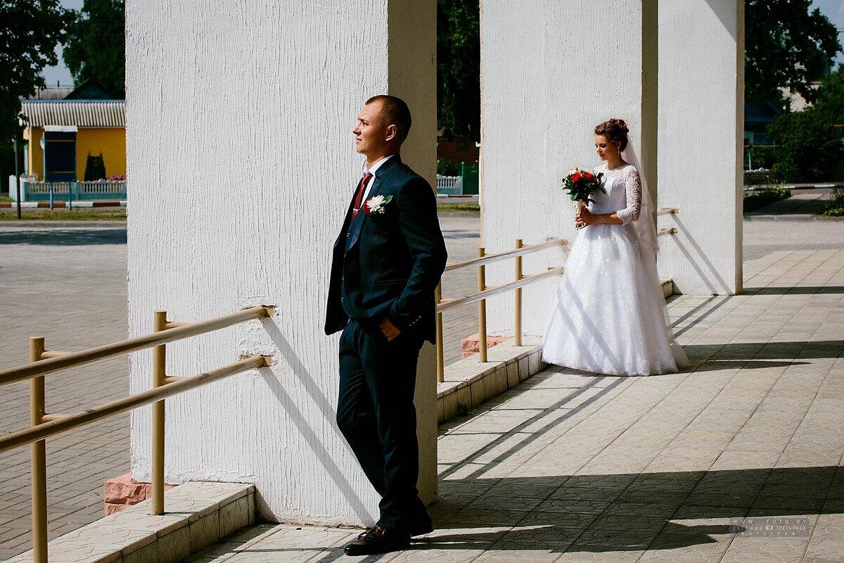 Свадебная фотосессия Чериков - Евгений Третьяков