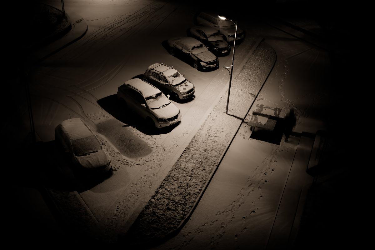 Первый снег - Voodoo Сan