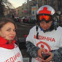 Медработники Майдана :: Ростислав
