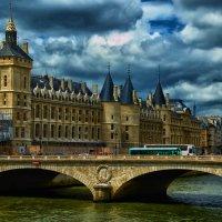 Paris :: Gene Brumer