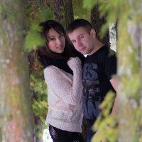 женя и кристина :: Олег Рыжков