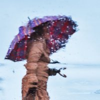 Сквозь дождь... :: Ирина Токарева