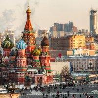 Красная площадь :: Всеволод Чуванов