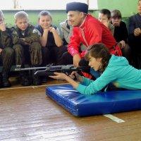 Давай, не промахнись! :: Геннадий Ячменев