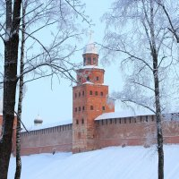 Ностальгия о прошлой зиме... 23 декабря... +5 :: Евгений Никифоров