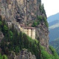 -Sumela Monastery- :: Malkhaz Gelashvili