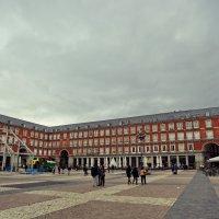 Мадрид... :: Александр Вивчарик