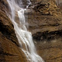 Фотограф и водопад :: Михаил Баевский
