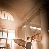 Ангел и Демон :: Катя титова