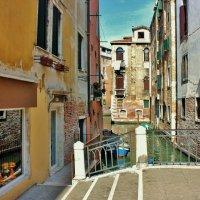 Уголок Венеции :: ирина )))