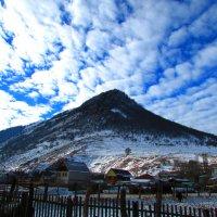 Облака из горы :: Marina Timoveewa