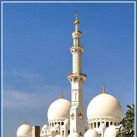 Мечеть Шейха Заеда бен Султан Аль Нахайяна :: Евгений Печенин