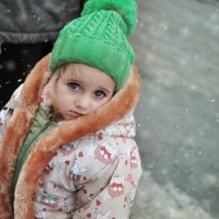 малышка :: Римма Федорова