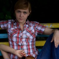 Даша и Настя :: Вячеслав Евсютин