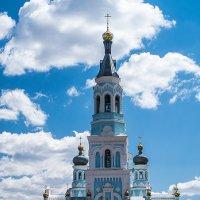 Дорога к храму :: Юрий Сименяк