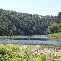 Сплав по реке Ай. :: Сергей Крылов