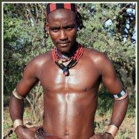 Дима Билан на гастролях в Эфиопии.))) :: Евгений Печенин