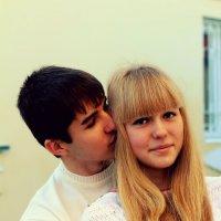 Руслан и Юля :: Дана
