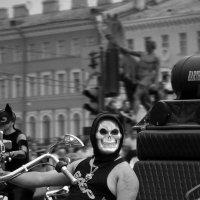 Байкер :: Цветков Виктор Васильевич