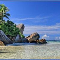 Остров Ла Диг. Сейшельский архипелаг :: Евгений Печенин