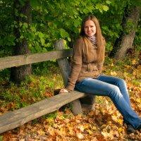 Осенний портрет :: Павел Зорин