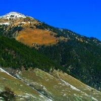 лучше гор могут быть только горы :: Marina Timoveewa