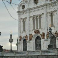 Храм Христа Спасителя :: Светлана Баштовая