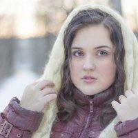 Зимняя красавица :: Маняша Карлова
