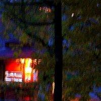 Мельница в ночи. :: Sergey Serebrykov