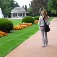Парк в Подебрадех (Чехия) :: Valeria Ashhab