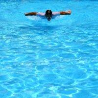Вера Бакшеева - Пловец :: Фотоконкурс Epson