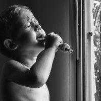 Андрей Некрасов - Маленький певец :: Фотоконкурс Epson