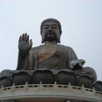 Большой Будда :: Оксана Шрикантх