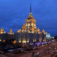 Вечерняя Москва :: Александр Rehc