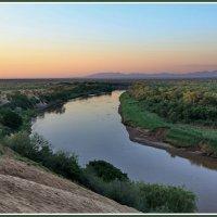 Долина реки Омо :: Евгений Печенин